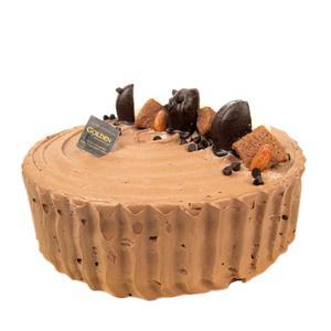 巧克力树根蛋糕